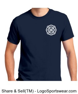 GCFD T-shirt Design Zoom